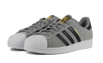shoes adidas addidas originals adidas superstars grey shoes