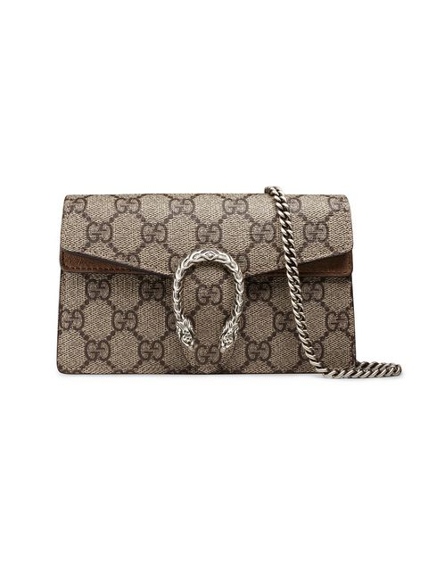 33e7f1c7aeeee4 Gucci Dionysus GG Supreme Super Mini Bag - Farfetch