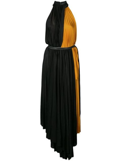 Proenza Schouler Gathered Long Dress - Farfetch