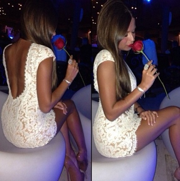 fashion girly cute dress pretty lace outfit glamour beautiful chic