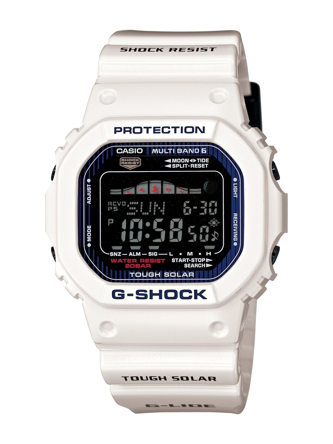 casio men 39 s gwx5600c 7 g shock g lide white