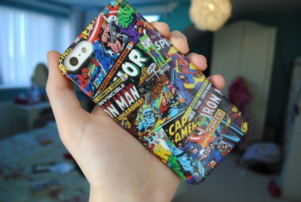 phone cover phone cover marvel superheroes marvel marvel comics iphone 5 case