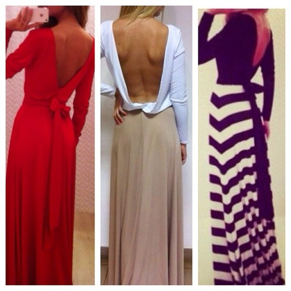 dress maxi dress red maxi dress red dress white maxi dress white dress low back bow dress bow maxi dress striped maxi striped bow dress stylish fashion ootd look of the day selfie instagram wiwt style blogger fashion blogger