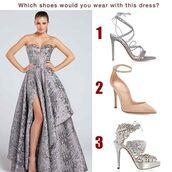 dress,ellie wilde,platinum,side split,strapless,prom dress,evening dress,red carpet dress