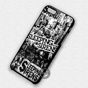 phone cover,music,sleeping with sirens,iphone cover,iphone case,iphone,iphone 4 case,iphone 4s,iphone 5 case,iphone 5s,iphone 5c,iphone 6 case,iphone 6 plus,iphone 6s case,iphone 6s plus cases,iphone 7 case,iphone 7 plus