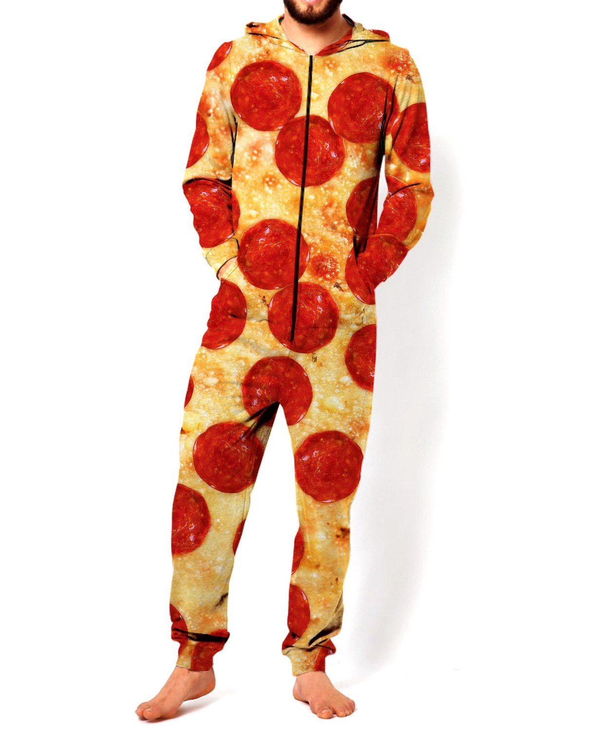 how to get piza suit