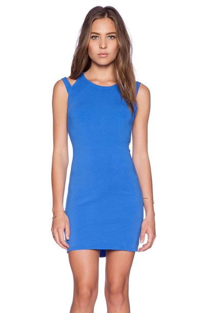 LA Made dress blue
