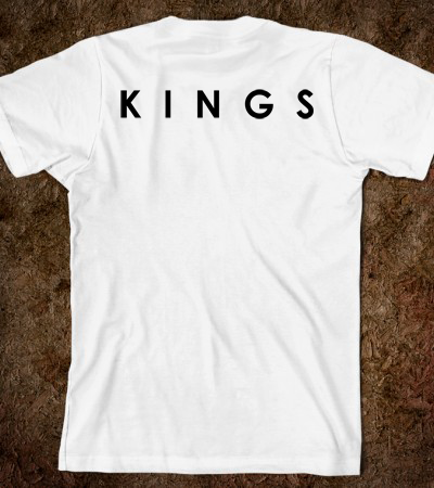 Kings Back Tee