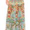 Hemant and nandita clara long skirt in light blue from revolve.com