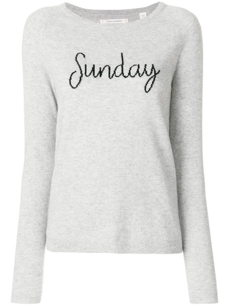 jumper women grey sweater