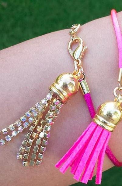 jewels tassel jewelry tassels bracelet tassels
