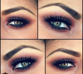 prom makeup eyes mac cosmetics mac makeup make-up eye makeup prom beauty jewels