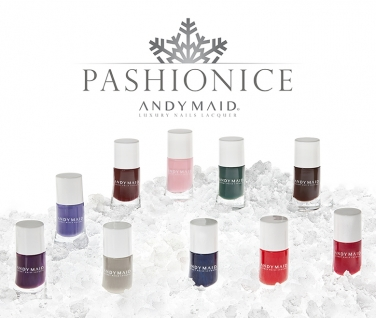 ANDY MAID · Luxury Nails Lacquer - Luxury Nails Lacquer