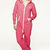 Original Onesie Dark Pink - Mens_2