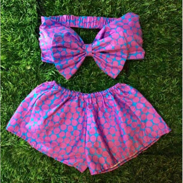 swimwear purple swimwear tropical valentines etsy tropical beach