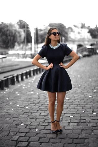 dress black black dress audrey rogers little black dress leather dress classy frassy