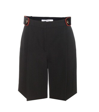 shorts wool black