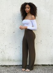 pants,brown