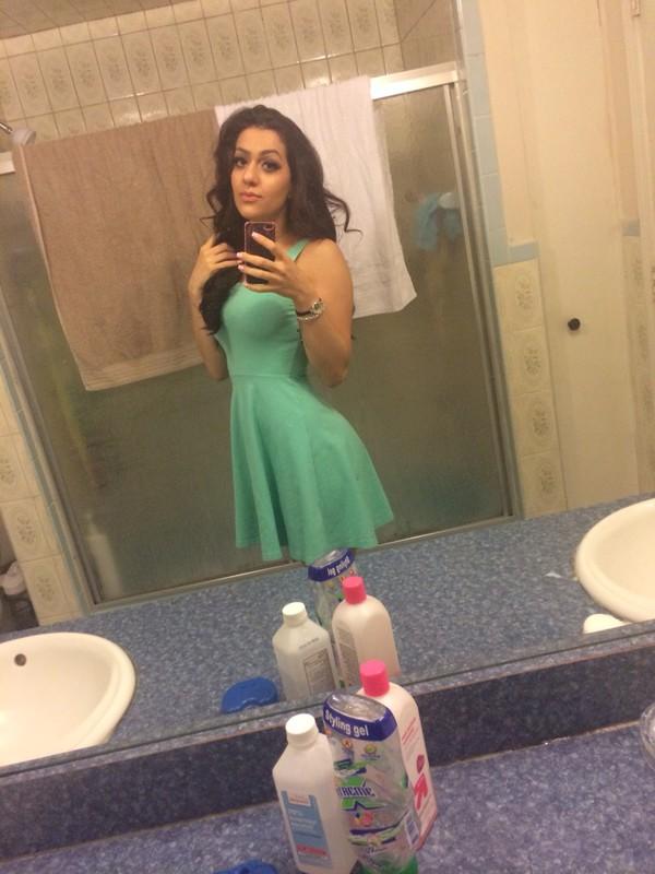 dress mint green dress short dress