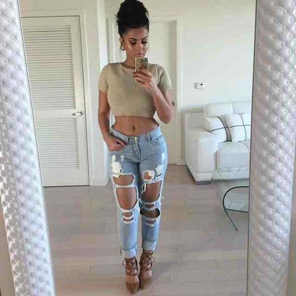 blouse shirt crop tops fashion style trendy