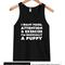 I want food attention tanktop