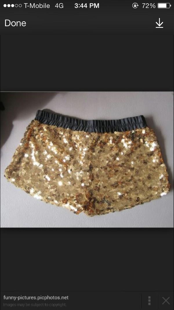 glitter sparkle dance majorettes shorts