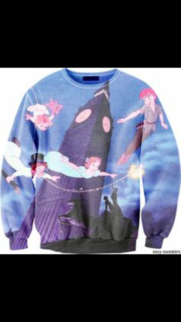 sweater disney disney disney sweater sweater peter pan