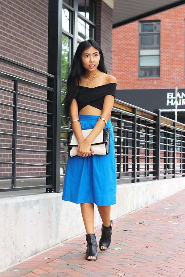 fashion of a novice blogger top bag