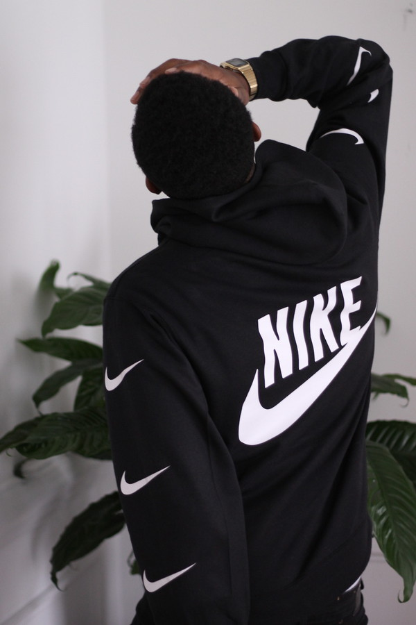 Boys Nike Sweater