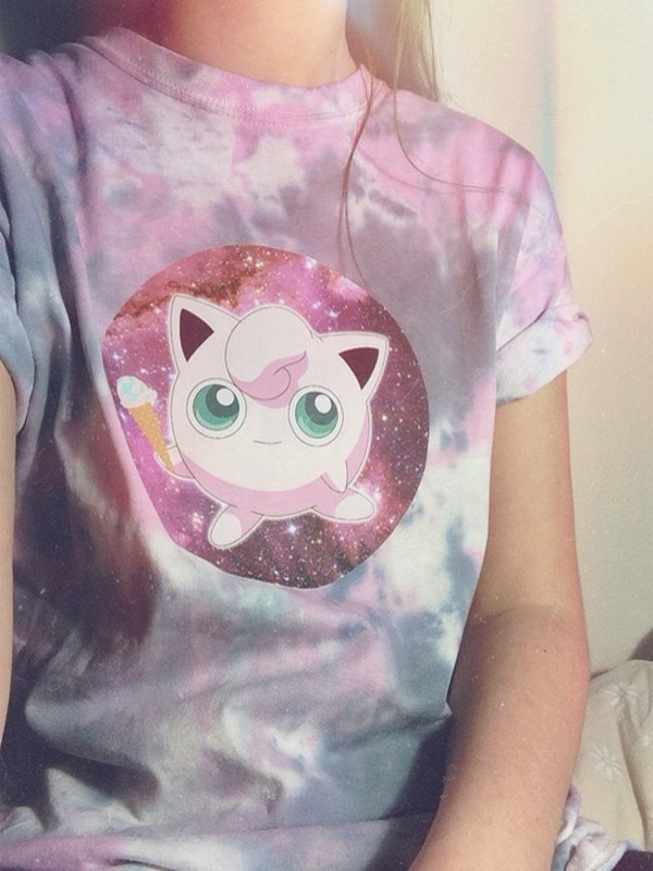 t-shirt jigglypuff