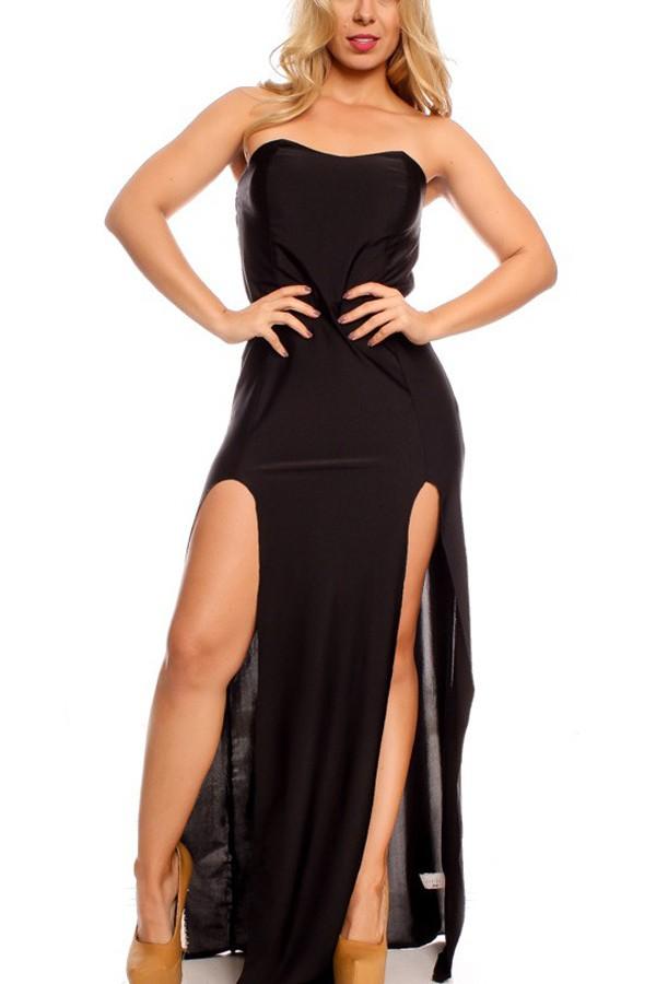 Strapless Dresses amp Bandeau Dresses  Little Black Dress