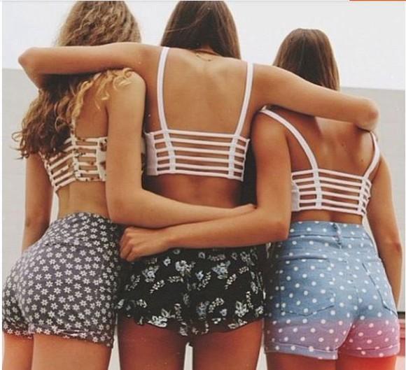 strapless bikini tank top top strap strap vest camis crop tops