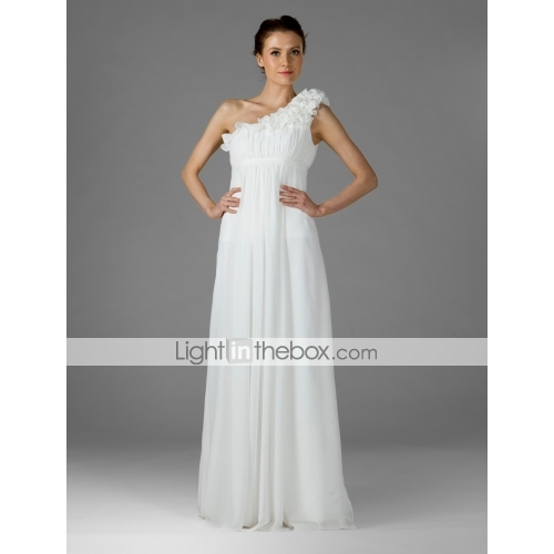 Length chiffon over mading bridesmaid/ wedding party dress (bnsh003)