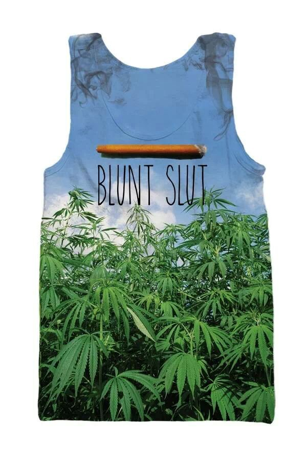 weed shirt blunt slut cuteshirts