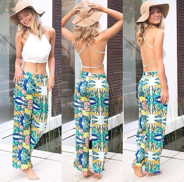 shirt white same exact please pleaseee pretty cute backless hat pants