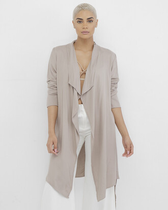 coat taupe taupe coat light trench coat trench coat light coat