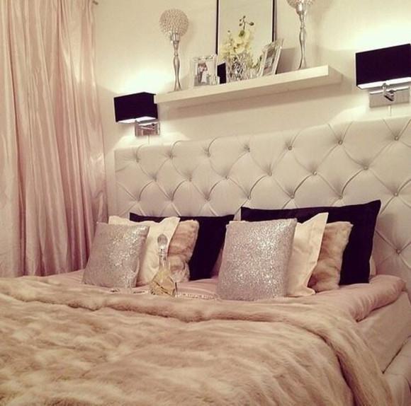 princess home decor pillow bedding girly sparkle