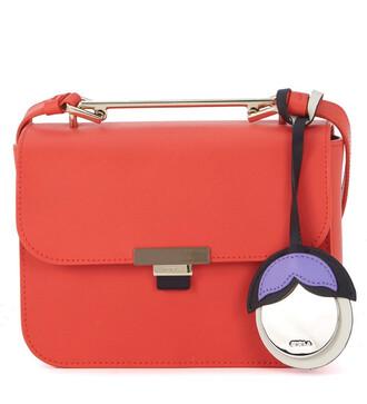 mini bag shoulder bag leather