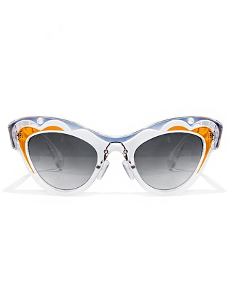 sunglasses spring summer cat eye sunglasses clear sunglasses statement sunglasses pixie market pixie market girl