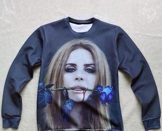 sweater lana del rey