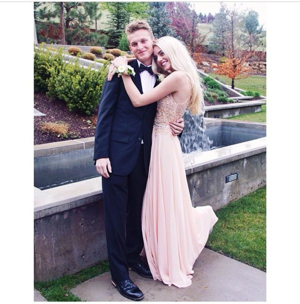 dress pink dress pyper america prom dress sparkly dress cute dress