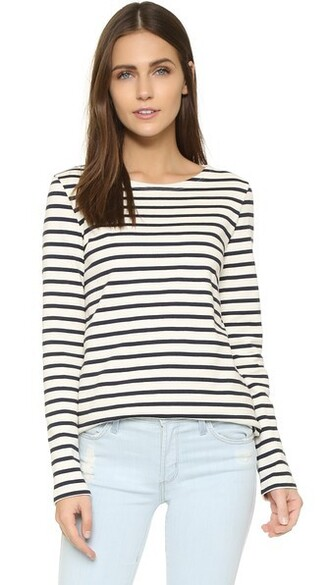 sailor long top