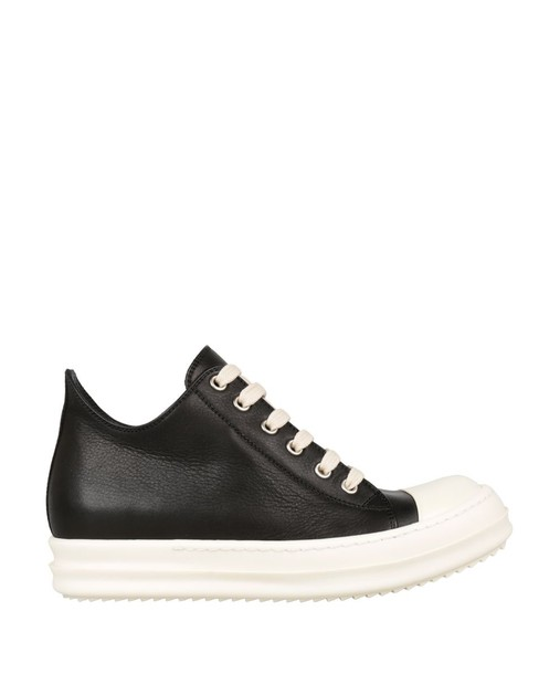 Rick Owens sneakers leather shoes