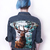 DEER TAPESTRY DENIM JACKET