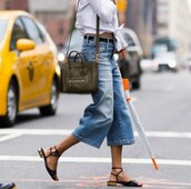 shoes,fashion toast,fashion vibe,fashion is a playground,fashion,pants,jeans,capri pant,sandals,sandal heels,high heel sandals,ootd,streetwear,streetstyle,purse,bags and purses,green,blue,black,fall outfits,spring,summer,summer outfits
