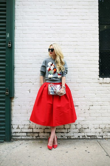 atlantic pacific skirt top shoes bag sunglasses