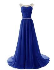 dress,royal blue prom dress,chiffon prom dress,2015 prom dress,fashion prom dresses,bridesmaid,evening dress,royal bridesmaid dress