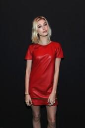 dress,hailey baldwin