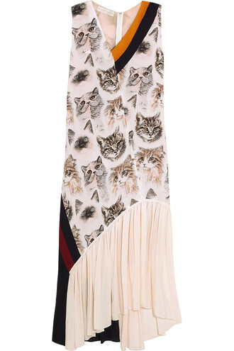 dress silk dress silk
