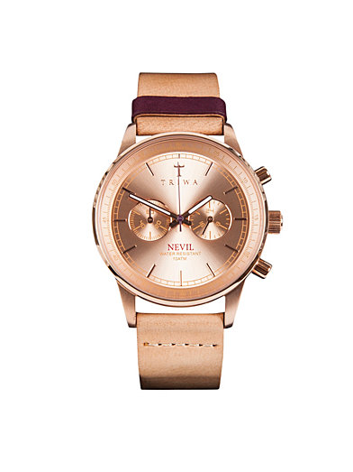 Nest Nevil - Triwa - Tan - Watches - Accessories - Women - Nelly.com